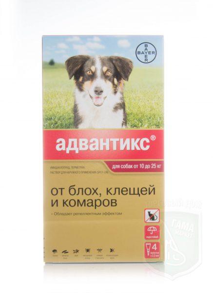 Адвантикс 10-25кг